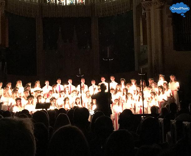 Santa Lucia choir