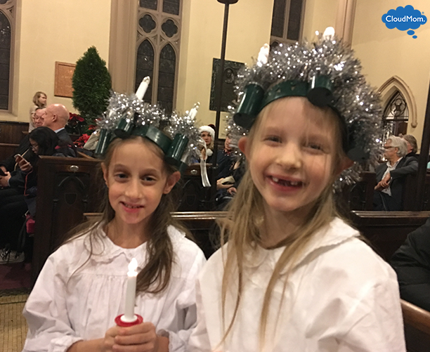 Santa Lucia concert