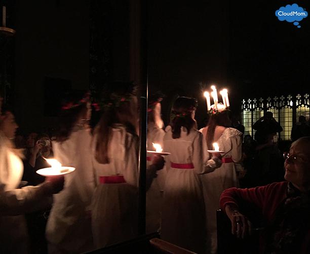 Santa Lucia day concert