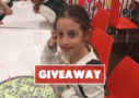 8 year old birthday giveaway