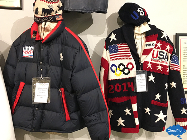 Opening Ceremony outfits