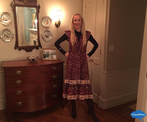 prairie dress outfit