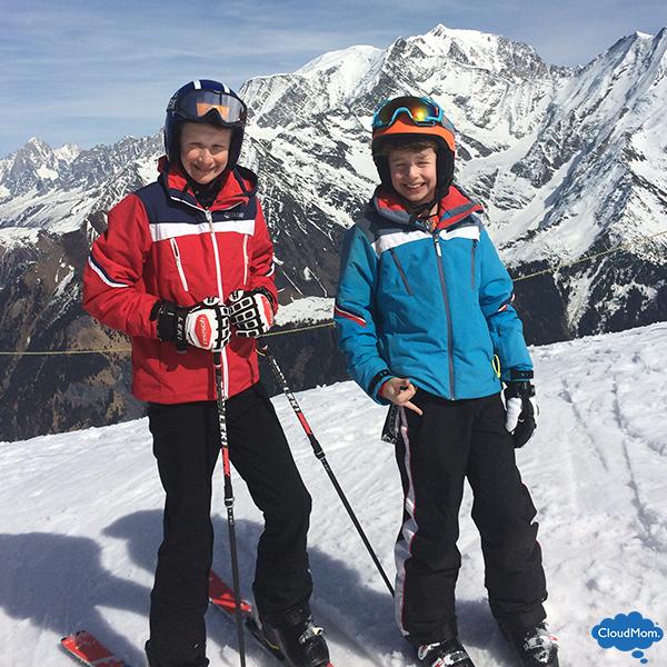 fun winter sports for kids