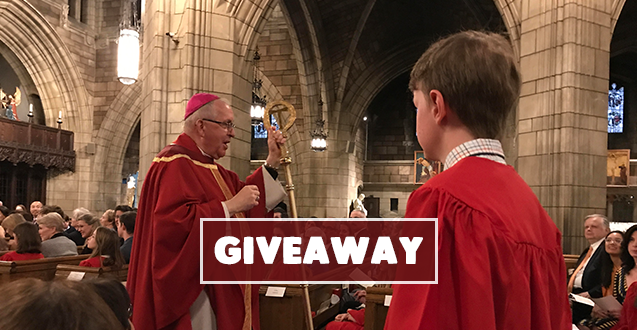 WW #113: Two Catholic Confirmations Giveaway