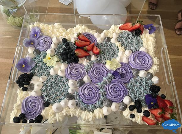 pretty cake designs