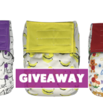 EcoAble Hybrid Cloth Diapers Giveaway