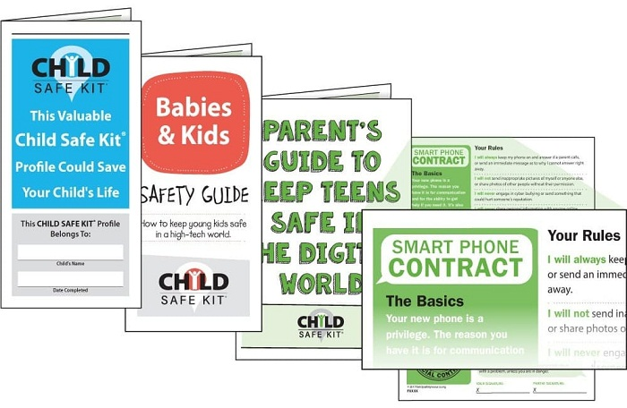 cyber safety info for parents