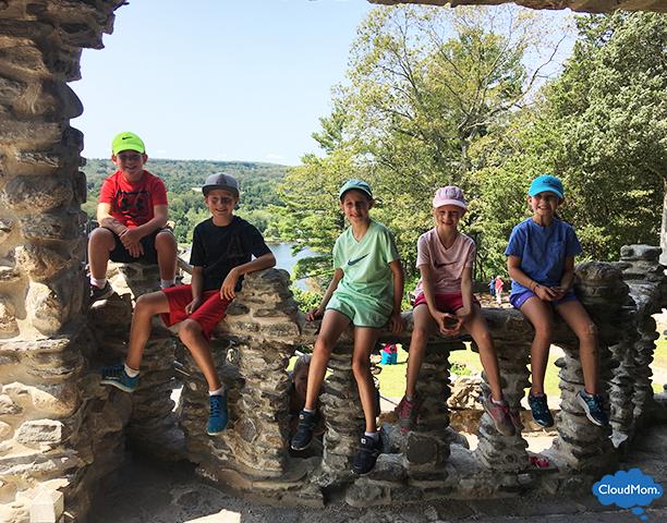 gillette castle state park with kids