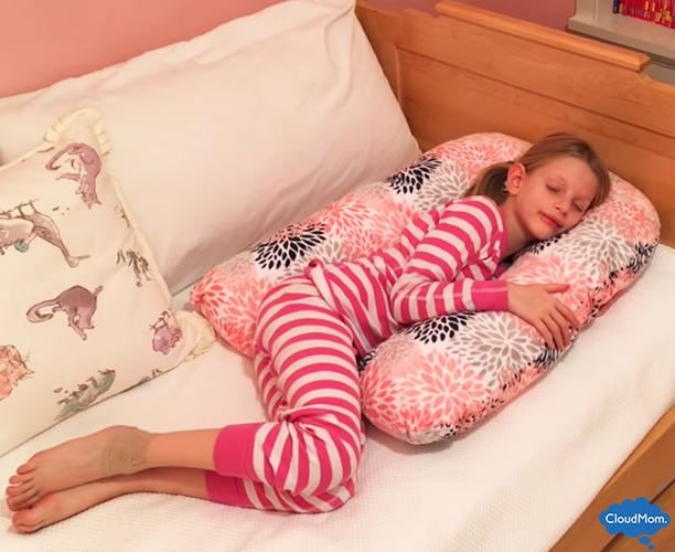 sleep better with Sleep Zzz Pillow