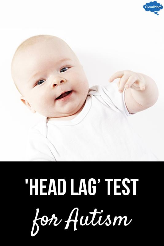 'Head Lag' Test for Autism