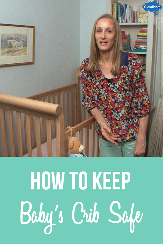 How to Keep Baby's Crib Safe