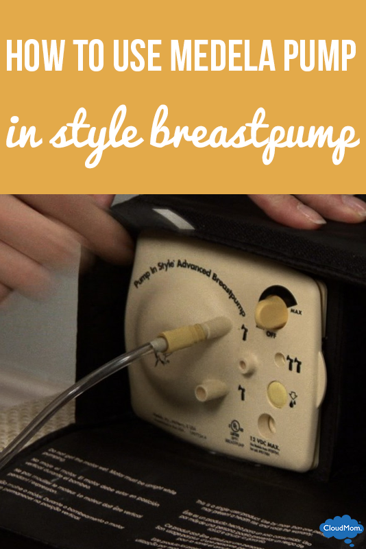 How to Use Medela Pump In Style Breastpump