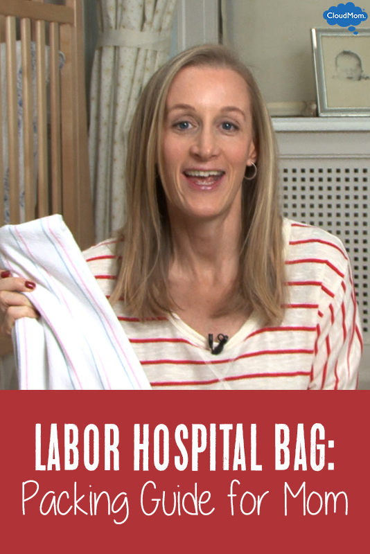 Labor Hospital Bag: Packing Guide for Mom and Baby