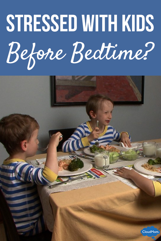 Stressed With Kids Before Bedtime?