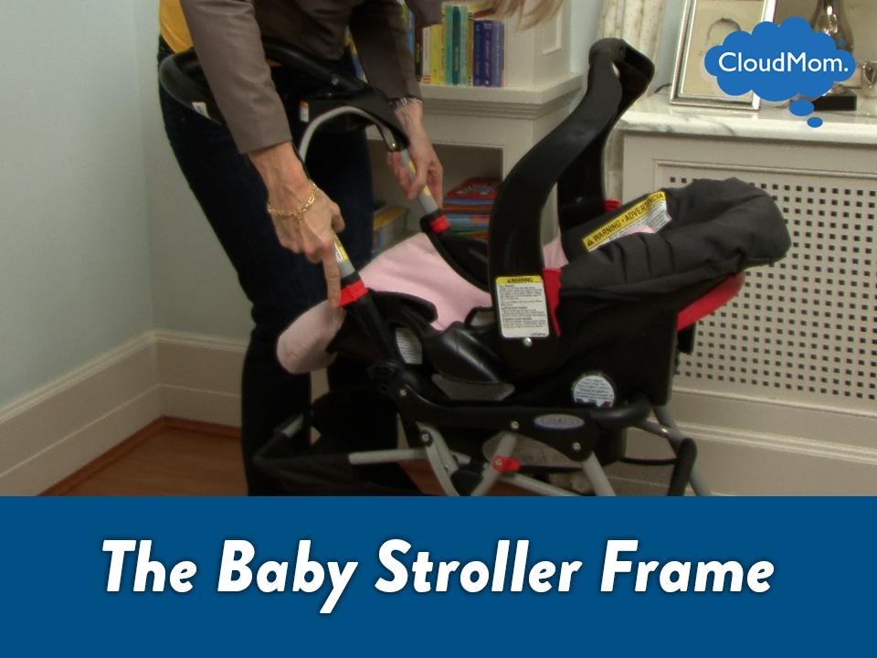 The Baby Stroller Frame   CloudMom