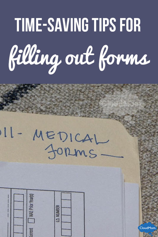 kid forms