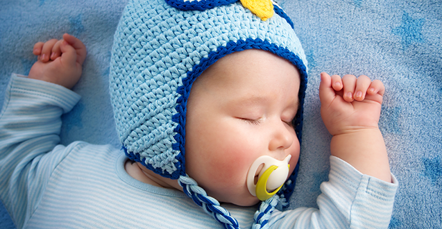 Study Says Pacifiers Help Breastfed Babies