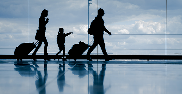 Why Traveling With Kids Isn't Easy