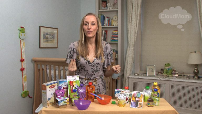 When Is Baby Ready for Solid Foods?