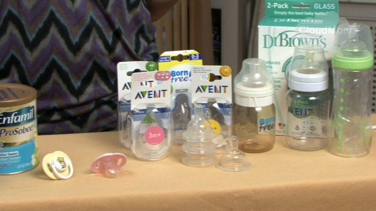 Bottle Feeding Essentials