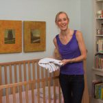 What to look for when buying crib sheets.