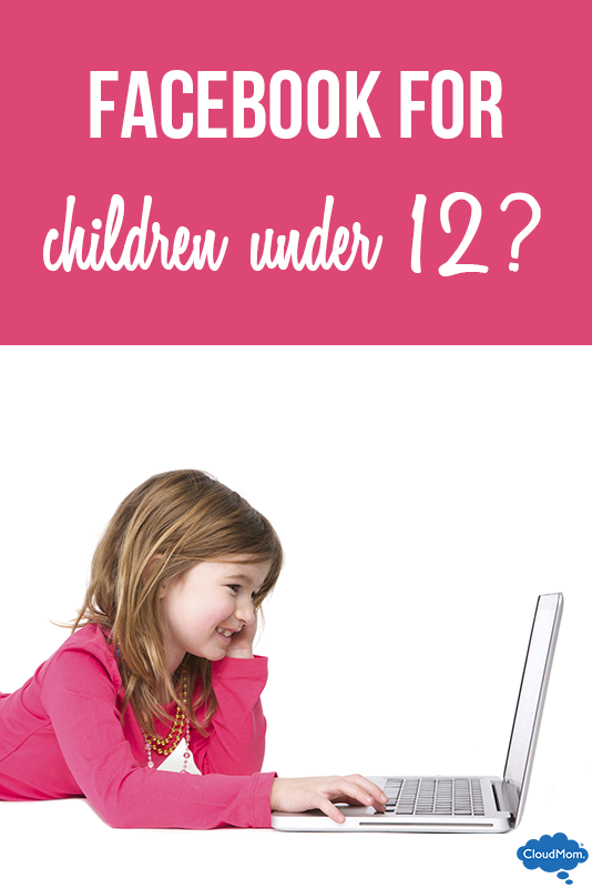Facebook for Children Under 12?