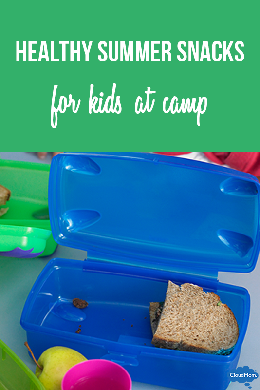 Healthy Summer Snacks for Kids at Camp