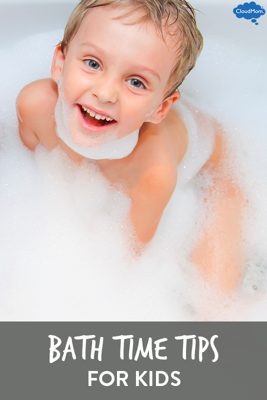 My Best Bath Time Tips for Kids | CloudMom