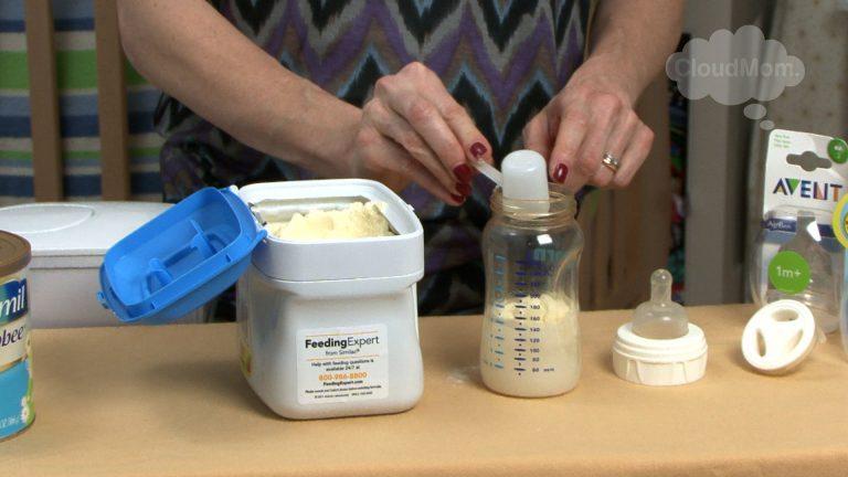 Basics for Formula Feeding Babies