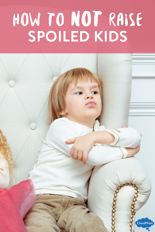 How to Not Raise Spoiled Kids