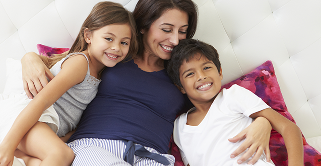 Mom Guilt: How to NOT Feel It at the Kids' Bedtime