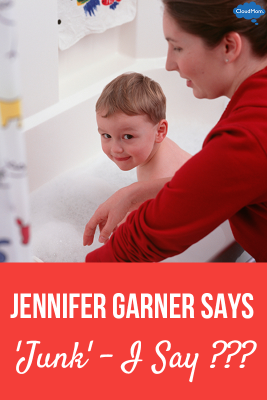 Jennifer Garner Says 'Junk' - I Say ???
