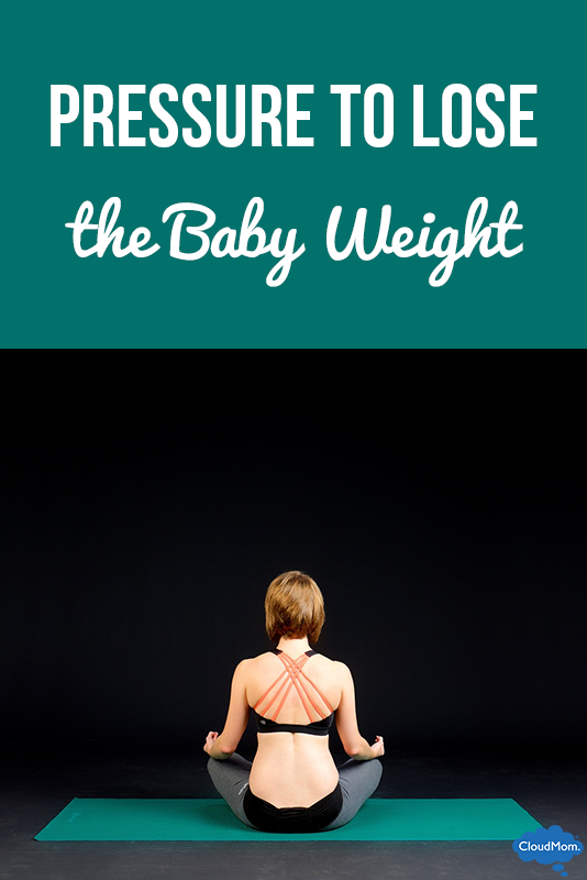 'Momshells': Pressure to Lose the Baby Weight