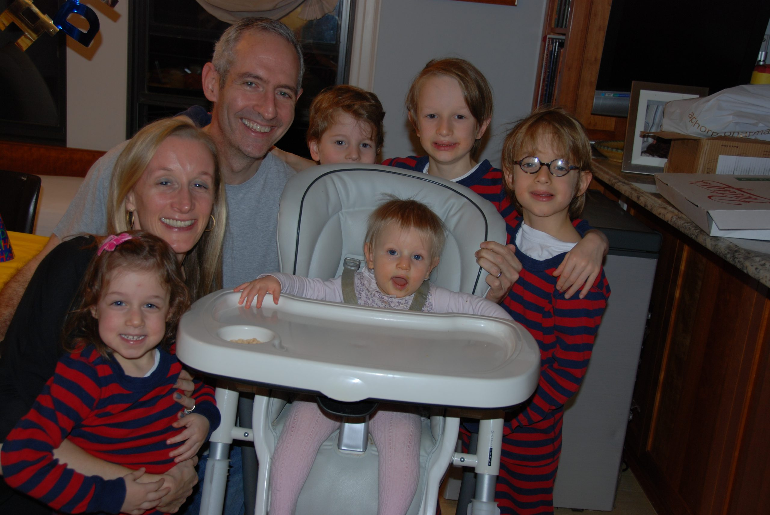 Older Dads: A Wife's Perspective