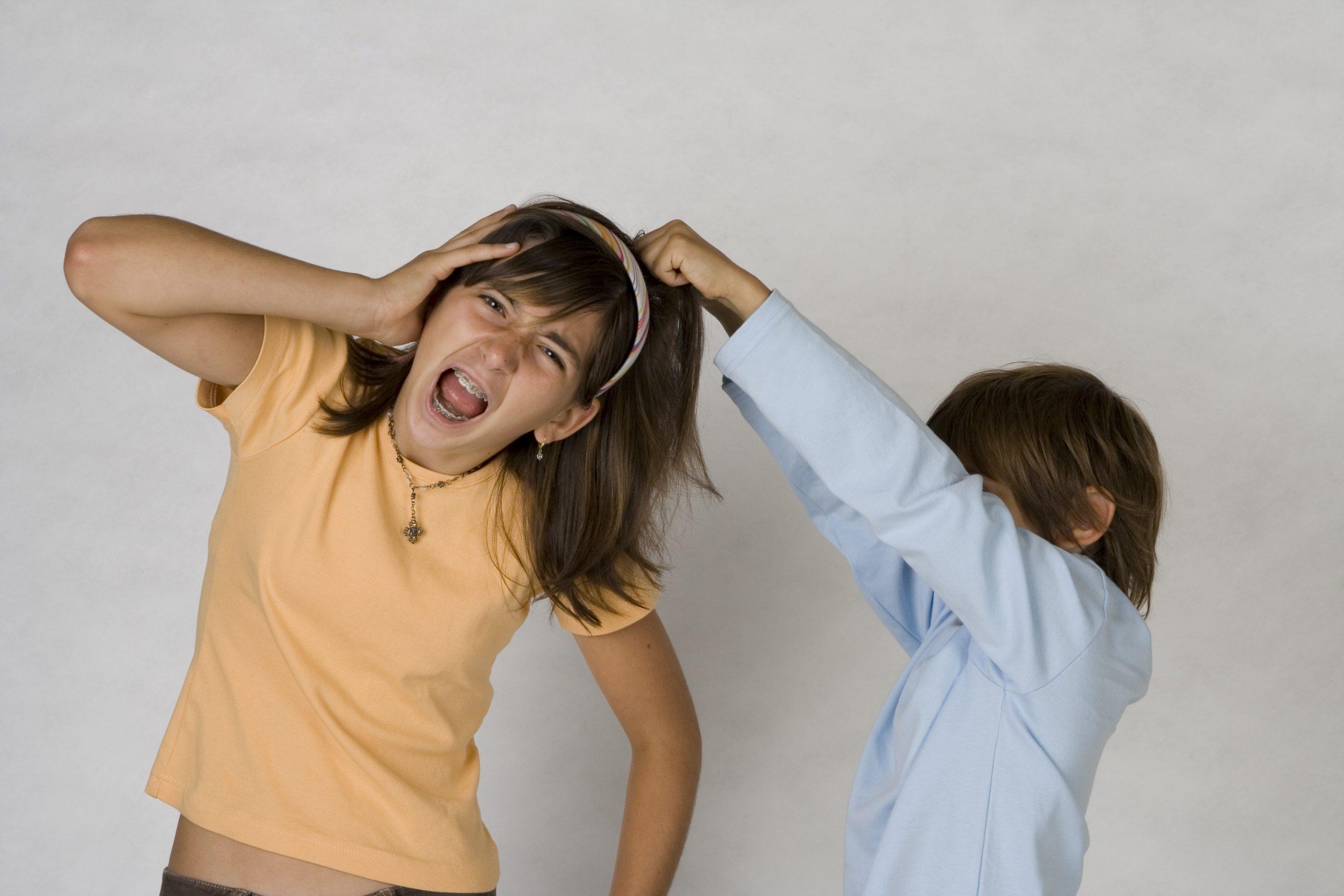 Stir-Crazy Kids: How to Referee Fighting