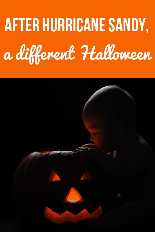 After Hurricane Sandy, a Different Halloween