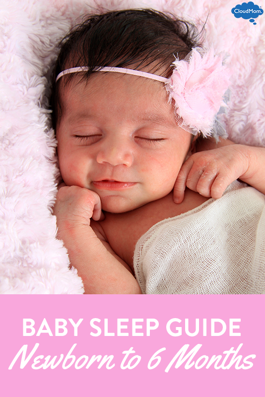 Baby Sleep Guide from Newborn to 6 Months