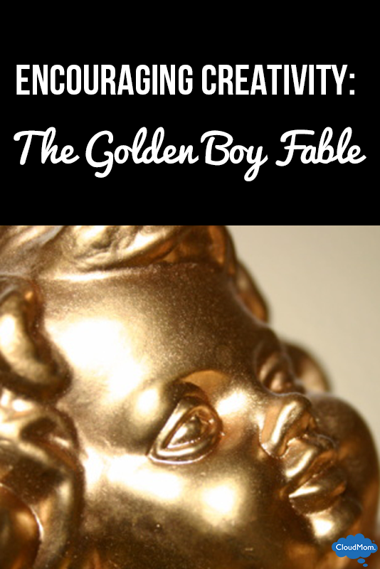 Encouraging Creativity: The Golden Boy Fable