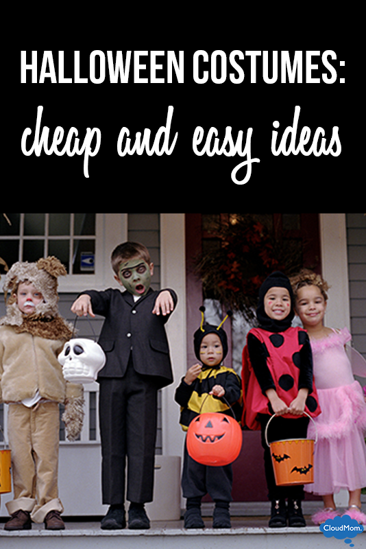 Halloween Costumes: Cheap and Easy Ideas