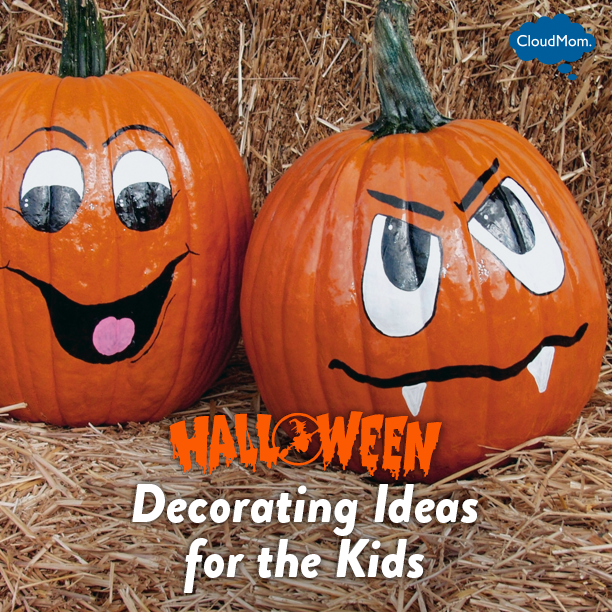 Halloween Decorating Ideas for the Kids | CloudMom