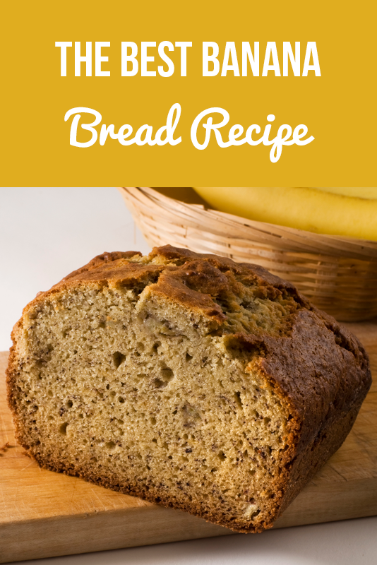 Recipe: Best Banana Bread