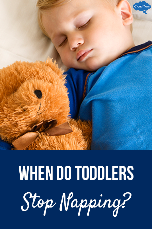 Baby Sleep 101: When a Toddler Will Drop the Nap