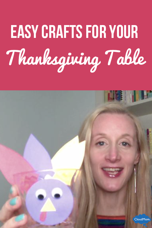 Easy Crafts for Your Thanksgiving Table