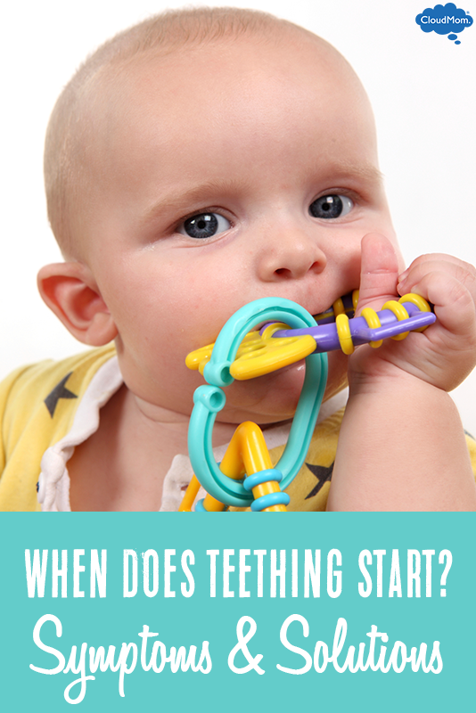 When Does Teething Start? Symptoms and Solutions