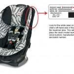 Britax recalls car seats