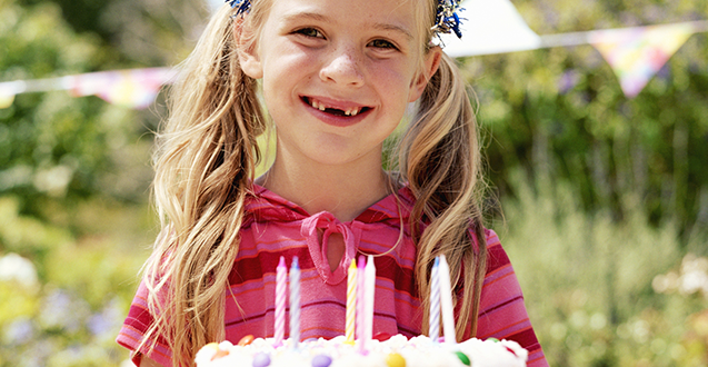 How to Save on Kids' Birthday Parties