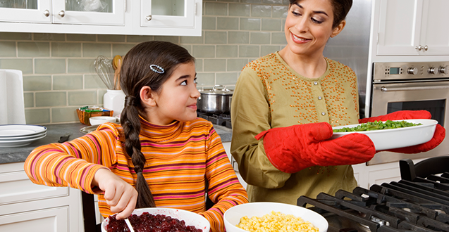 Thanksgiving Prep: How to Involve Your Kids