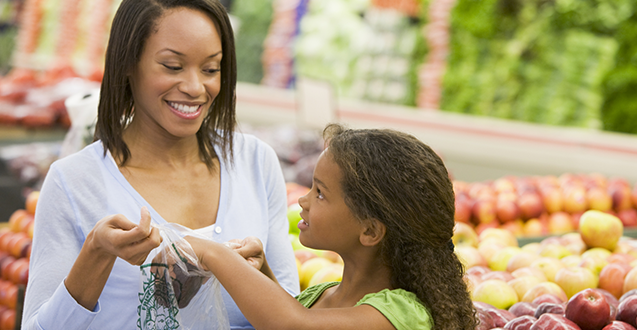 How to Grocery Shop to Save Time and Money