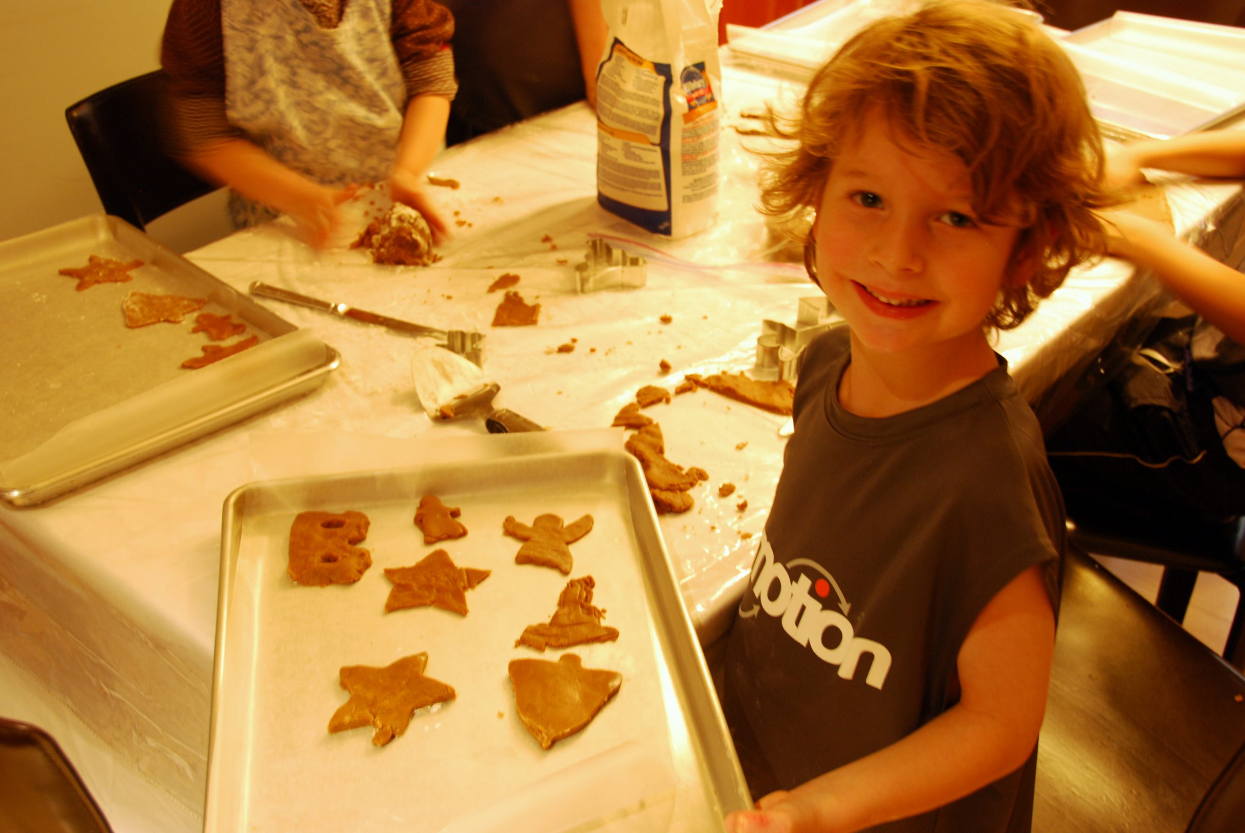 Recipe: Gingerbread Cookies With the Kids