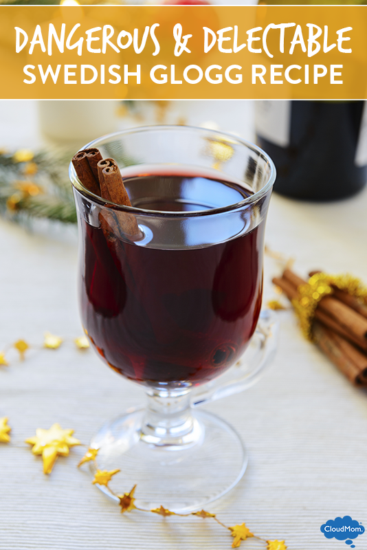Dangerous and Delectable Swedish Glogg Recipe